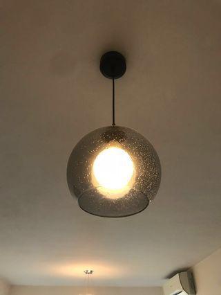 Ceiling Lamp 天花燈( 已拆)