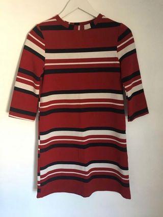 Zara Red Dress #SwapAU