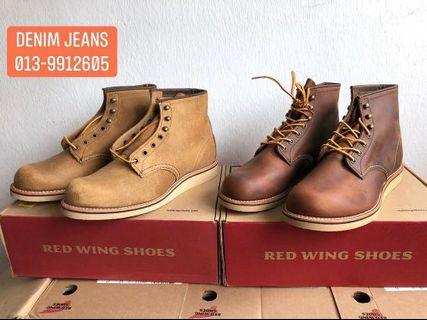 Preoder Original Redwing Red wing shoes Rover 2950, 2951, 2953