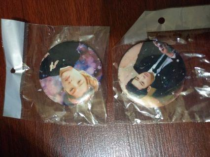 Exo Badges
