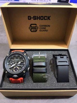 G-SHOCK 全新設計