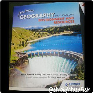 Geography Textbook - Secondary 1