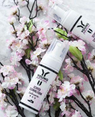 Y.A.S Sakura foam cleaner