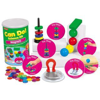 Lakeshore Can Do! Magnets Discovery Kit