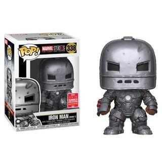 WTB/LF Iron Man Mark 1 Funko Pop