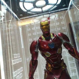 SHF Iron Man MK50 kws hall of armor