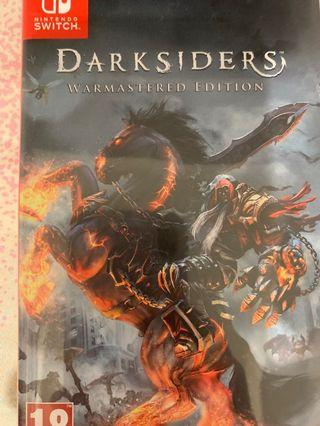 Darksiders remastered switch