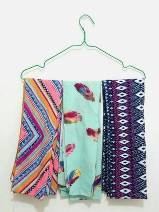 #BAPAU Scarves