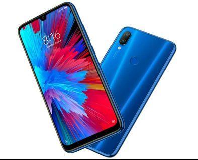Redmi Note 7 Sapphire Blue 64GB