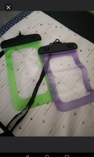 handphone anti water bag 2 for $5 with free normal post