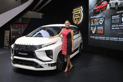 Promo Edisi Lebaran Dari Mitsubishi Xpander