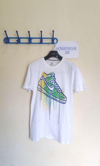 T-shirt Nike Air Jordan - White