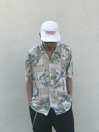 Hawaiian vintage shirt 夏威夷夏天必備造型ss19 古著恤衫 wtaps visvim