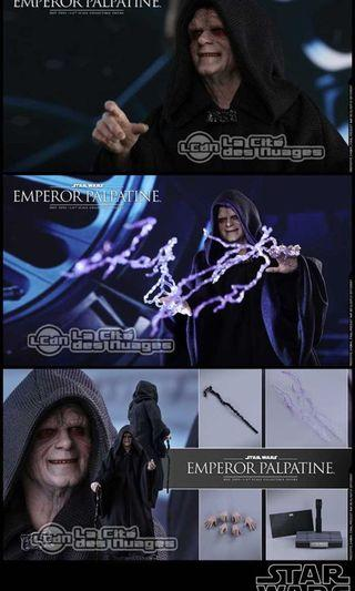 Star Wars Return Of The Jedi - Emperor Palpatine