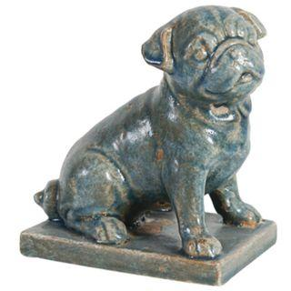 Dog Bookends / Paper Weights / Display on bookshelf
