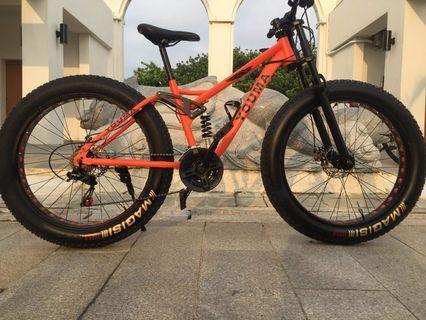 Swap/Sale: YOUMA Fat bike
