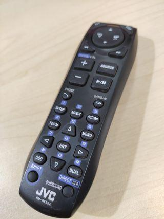 JVC Car Audio Remote Control