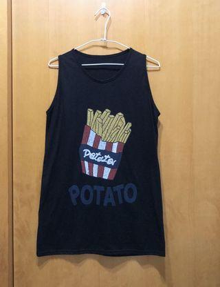 薯條🍟無袖上衣