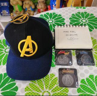 ➡️ Marvel Avengers Coin Combo