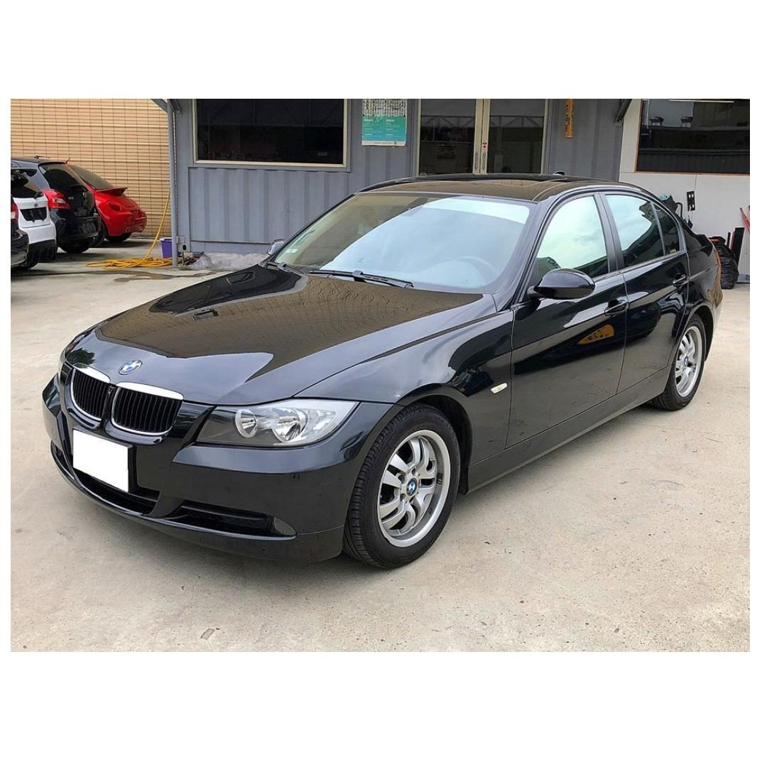 2006年   BMW   320I    灰       全額貸、超額貸、輕鬆繳