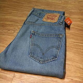 A121 Levi's 550牛仔長褲
