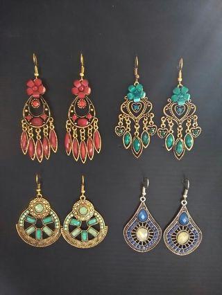 Earrings Buy 2 RM25