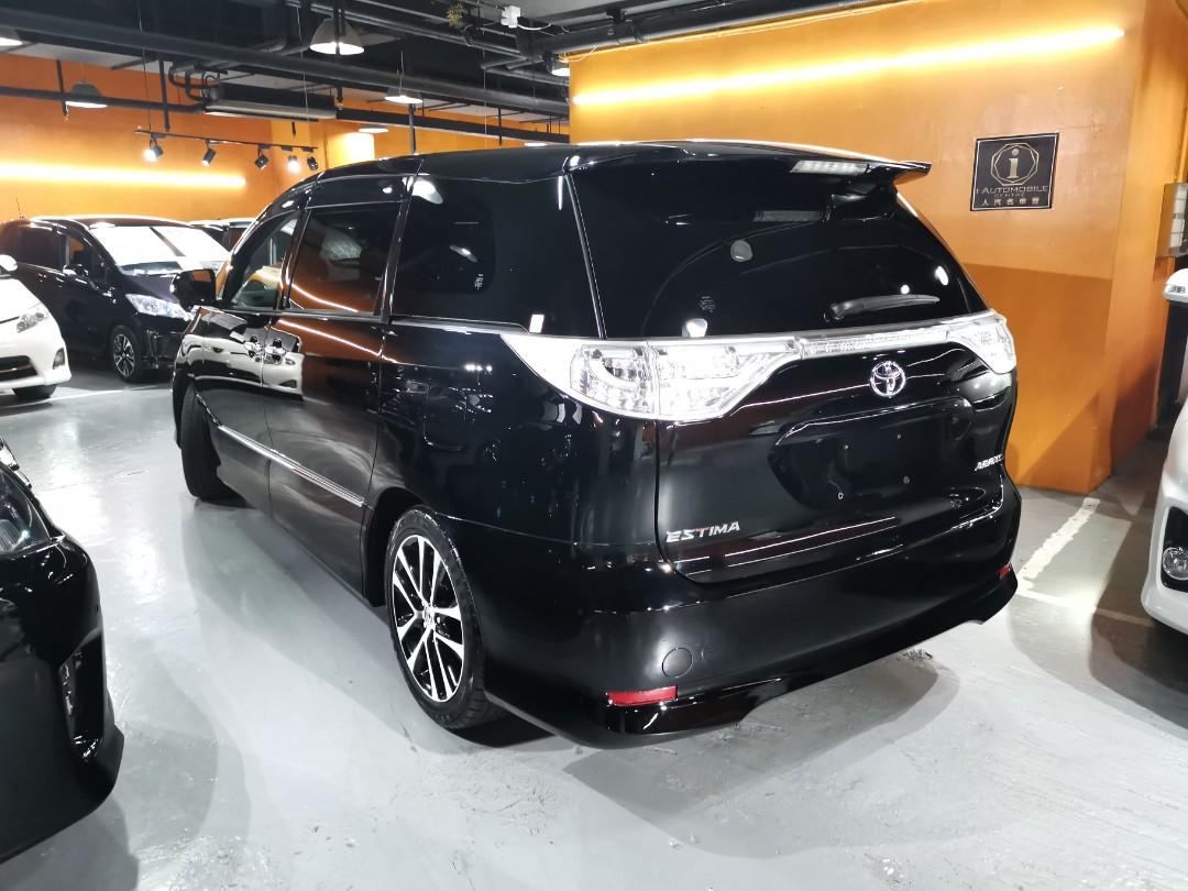 2013制 Toyota Estima Areas 2.4