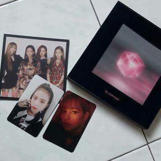 [READY STOCK] BLACKPINK - Square Up
