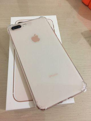 🚚 Iphone8 pIus 64g玫瑰金