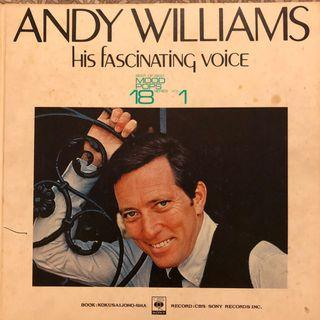 LP:Best of Best Mood Pops 18 series 1 - Andy Williams《His Fascinating Voice》