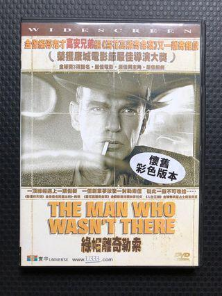 DVD Movie The Man Who Wasn't There