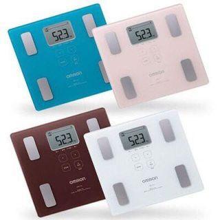 🚚 【宅配免費】(現貨)OMRON HBF-214歐姆龍體重體脂計