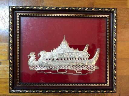 🚚 Craft from Myanmar