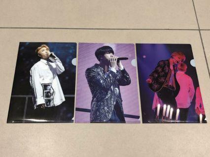 [WTS] BTS Japan Official Folders