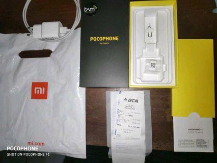 Xiaomi Pocophone f1 Fullset
