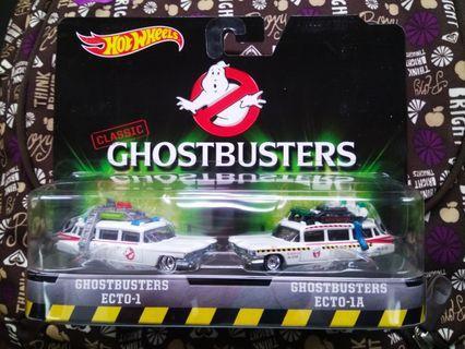 Hotwheels Ghostbusters two pack