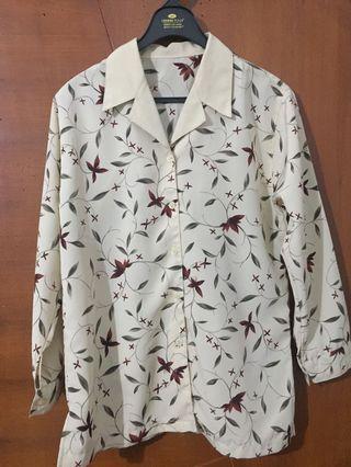 Baju Flower Thrift