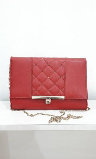 New Look - Red Sling Bag