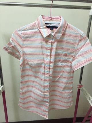 🚚 繽紛條紋襯衫