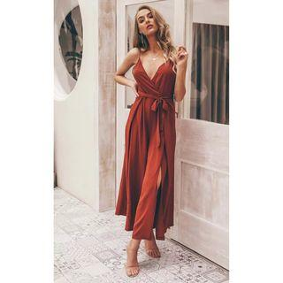 AFTERPAY AVAILABLE - NAKED DECISION JUMPSUIT - SIZES S/M/L