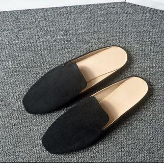 Black Flats/Sliders