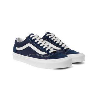 (減價預訂) Vans Style 36 Navy 男女款