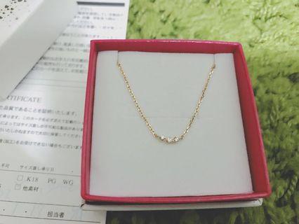 Vendomeaoyama 二手輕珠寶項鍊