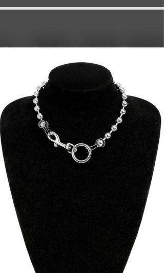 全新 出清 現貨 項鍊 頸鏈 大珠珠 鑰匙圈