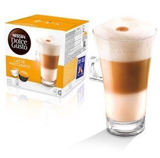 🚚 Nescafe Dolce Gusto Capsules :: Latte Macchiato