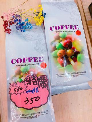 手工烘培咖啡豆
