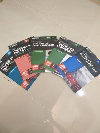 CLP professional pracrice revision material