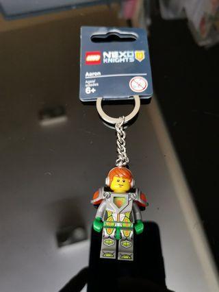 Lego nexo knight系列 Aaron鑰匙扣