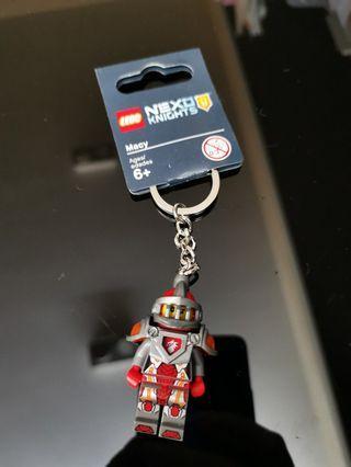 Lego系列 Nexo knight Macy鑰匙扣