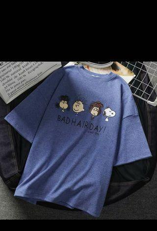 🚚 [PO] Snoopy Basic Home T shirt